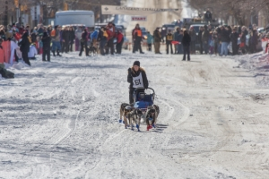 CANADIAN CHALLENGE INTERNATIONAL SLED DOG RACE 2014