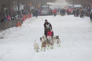 CANADIAN CHALLENGE INTERNATIONAL SLED DOG RACE 2015